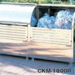 ダイケンのクリーンストッカーのCKMシリーズは18-8ステンレスタイプ