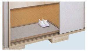イナバ物置のナイソー床材