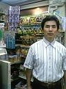イナバ物置販売の店長