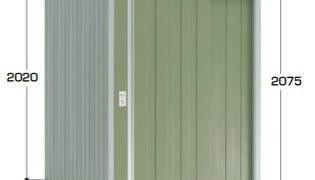 NXN-15Sイナバ物置のネクスタ激安販売