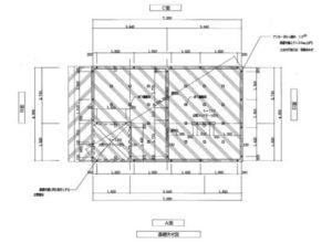 NSP基礎鋼製型枠作る図面をください