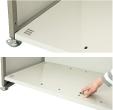 DPUB-400の床板