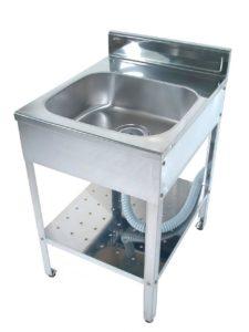 アウトドア―キッチンのステンの流し台SK-0450